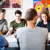 Digitale kurser i frivillighåndtering